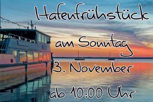 Hafenfrühstück @ Strandterrassen Steinhude | Wunstorf | Niedersachsen | Deutschland